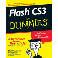 Flash CS3 For Dummies (BOK)