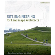 Site Engineering for Landscape Architects (BOK)