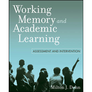 Working Memory and Academic Learning (BOK)