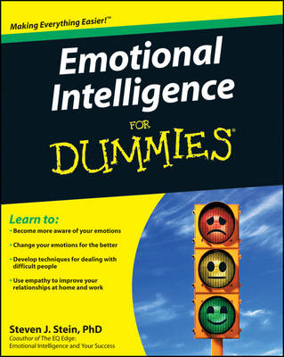 Emotional Intelligence For Dummies (BOK)