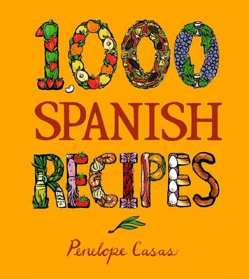 1,000 Spanish Recipes (BOK)