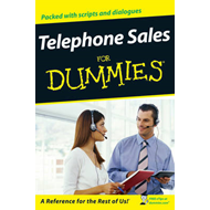 Telephone Sales For Dummies (BOK)