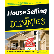House Selling For Dummies (BOK)