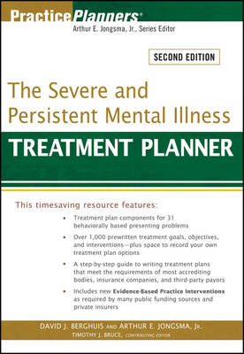 Severe and Persistent Mental Illness Treatment Planner (BOK)