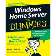 Windows Home Server For Dummies (BOK)