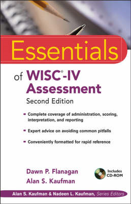Essentials of Wisc-iv Assessment, Second Edition (BOK)