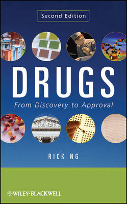Drugs: From Discovery to Approval (BOK)