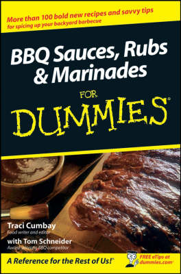 BBQ Sauces, Rubs and Marinades For Dummies (BOK)