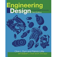 Engineering Design: A Project Based Introduction (BOK)