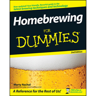 Homebrewing For Dummies (BOK)