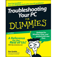 Troubleshooting Your PC For Dummies (BOK)