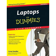 Laptops for Dummies Quick Reference (BOK)