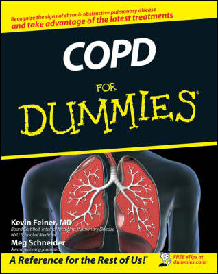 COPD For Dummies (BOK)