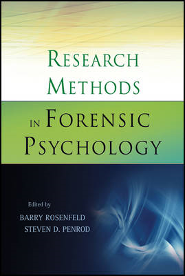 Research Methods in Forensic Psychology (BOK)