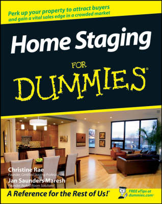 Home Staging For Dummies (BOK)