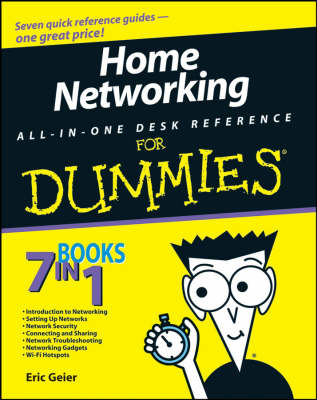 Home Networking All-in-one Desk Reference For Dummies (BOK)