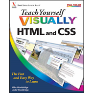 Teach Yourself Visually HTML and CSS (BOK)