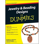 Jewelry and Beading Designs For Dummies (BOK)