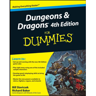 Dungeons and Dragons For Dummies (BOK)