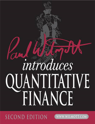 Paul Wilmott Introduces Quantitative Finance (BOK)