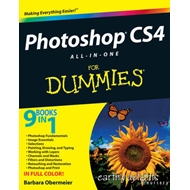 Photoshop CS4 All-in-one for Dummies (BOK)