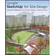 Google SketchUp for Site Design (BOK)
