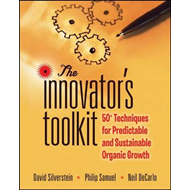 The Innovator's Toolkit: 50+ Techniques for Predictable and Sustainable Organic Growth (BOK)