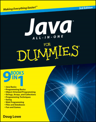 Java All-in-One For Dummies (BOK)