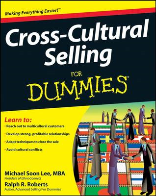 Cross-Cultural Selling For Dummies (BOK)