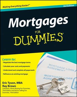 Mortgages for Dummies, Third Edition (BOK)
