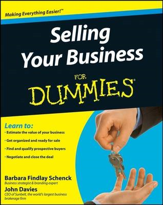 Selling Your Business For Dummies (BOK)