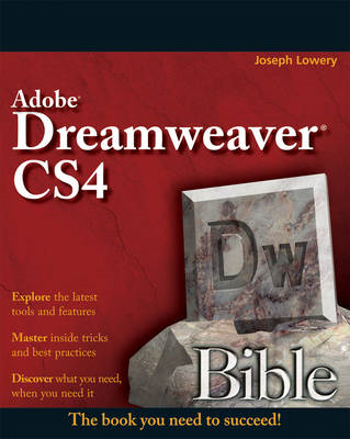 Dreamweaver CS4 Bible (BOK)