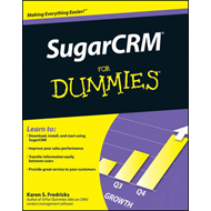 SugarCRM For Dummies (BOK)