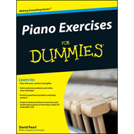 Piano Exercises For Dummies (BOK)