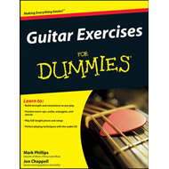 Guitar Exercises For Dummies (BOK)