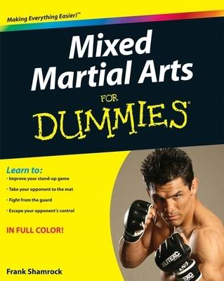 Mixed Martial Arts For Dummies (BOK)