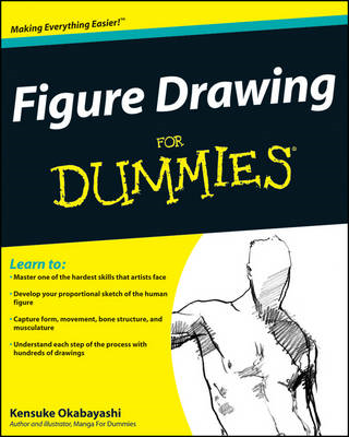 Figure Drawing For Dummies (BOK)