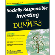 Socially Responsible Investing For Dummies (BOK)