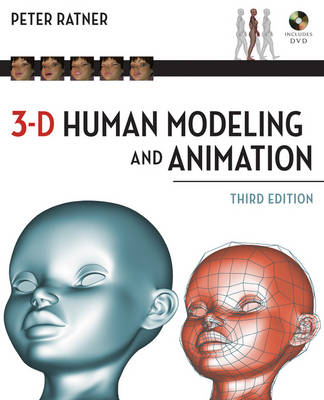 3-D Human Modeling and Animation (BOK)
