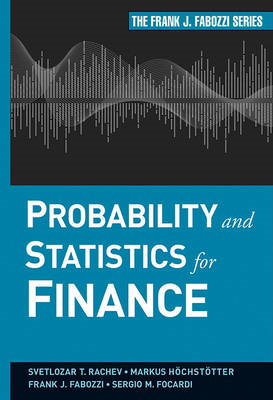 Probability and Statistics for Finance (BOK)