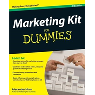 Marketing Kit For Dummies (BOK)