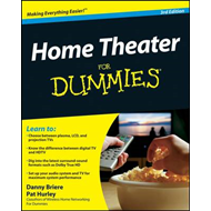 Home Theater For Dummies (BOK)