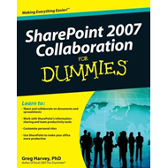 SharePoint 2007 Collaboration For Dummies (BOK)
