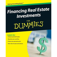 Financing Real Estate Investments for Dummies (BOK)