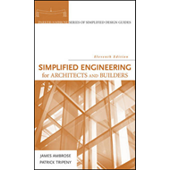 Simplified Engineering for Architects and Builders (BOK)