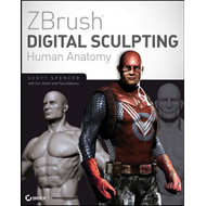 ZBrush Digital Sculpting Human Anatomy (BOK)