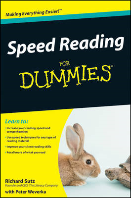 Speed Reading for Dummies (BOK)