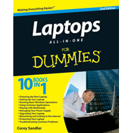 Laptops All-in-One For Dummies (BOK)