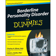 Borderline Personality Disorder for Dummies (BOK)