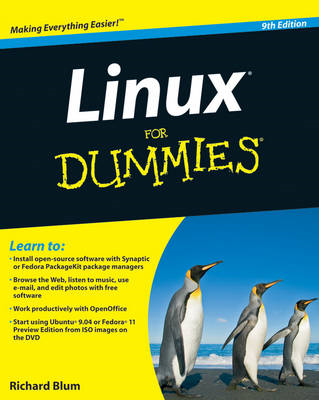 Linux For Dummies (BOK)